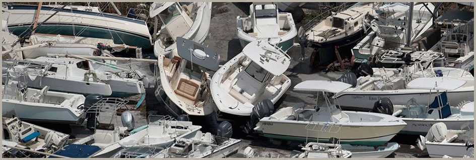 Yacht Salvage – We specialize in the sale of damaged Yachts
